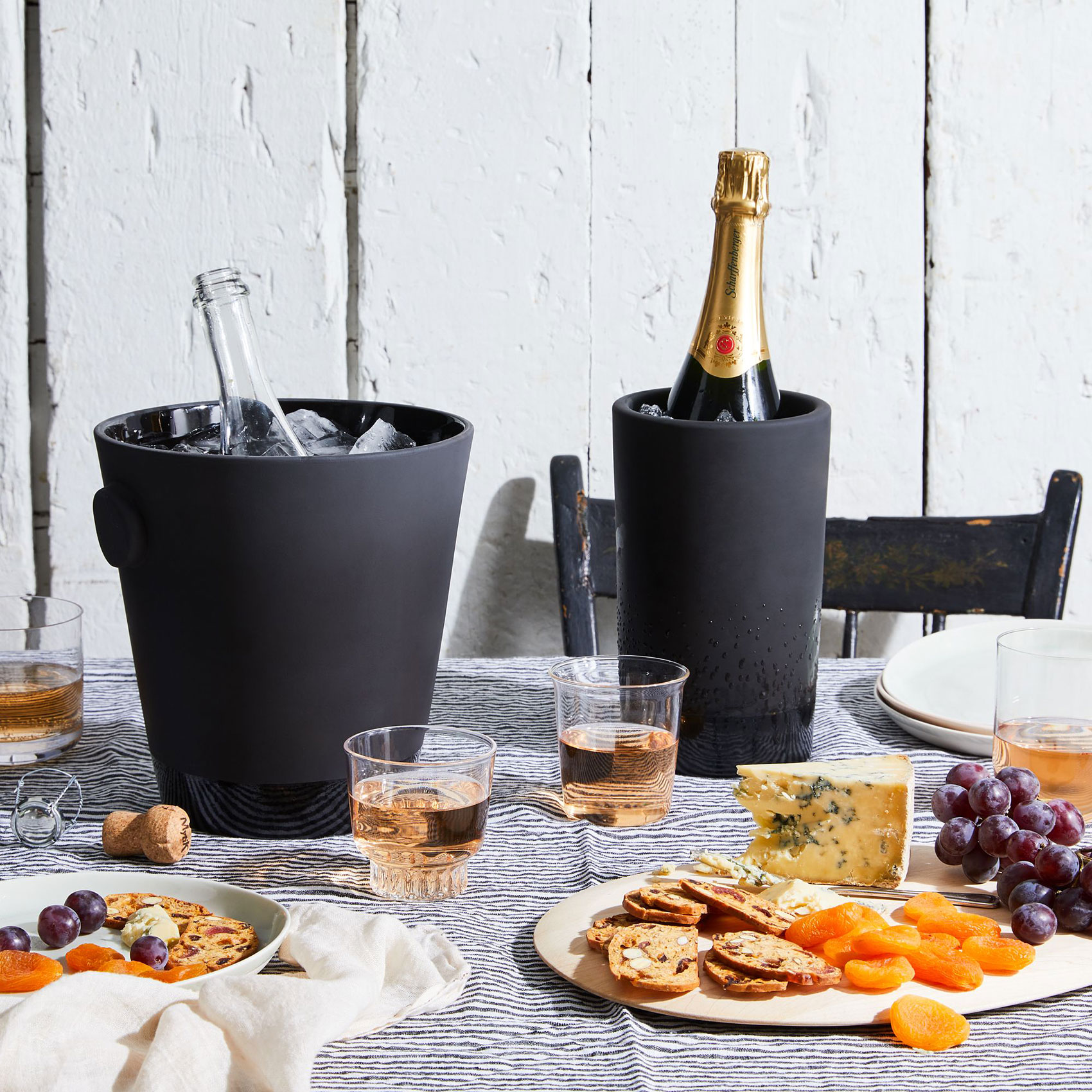 magisso_cooling-black-ceramic-wine-and-champagne-cooler_ty-mecham_food52
